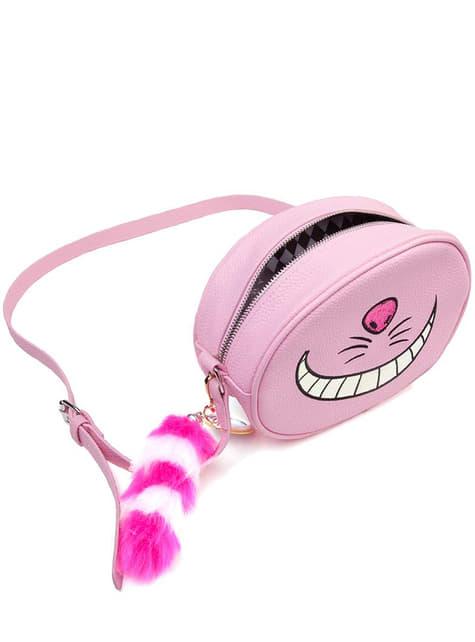 Bolso de Gato de Chesire Sonrisas - Alicia en el País de las Maravillas - comprar