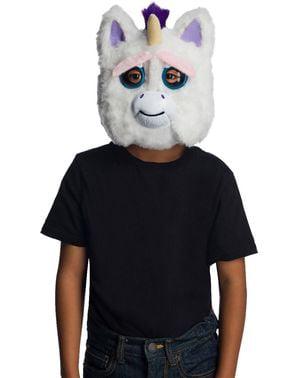 Máscara de Glenda Glitterpoop infantil - Feisty Pets