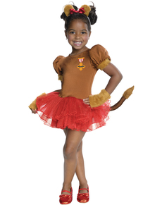Girls adorable Lion The Wizard of Oz costume  sc 1 st  Funidelia & Wizard of Oz Costumes . Express delivery   Funidelia