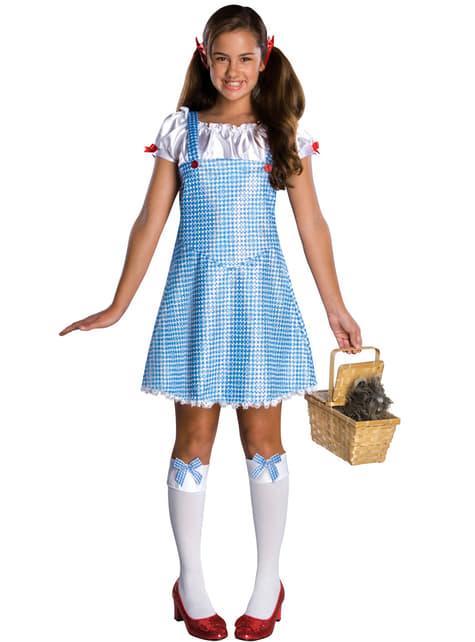 Déguisement Dorothy Le Magicien d'Oz Adolescente