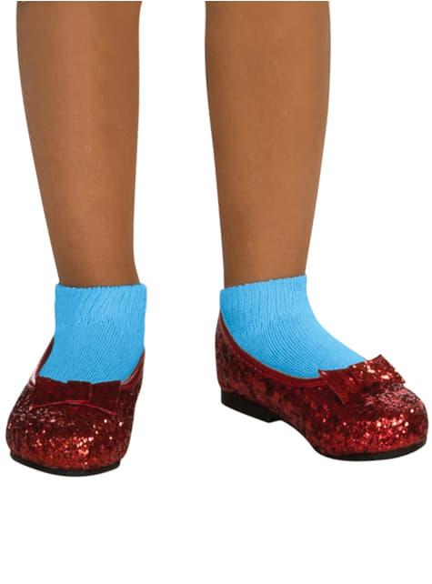 Scarpe Dorothy Il Mago di Oz bambina
