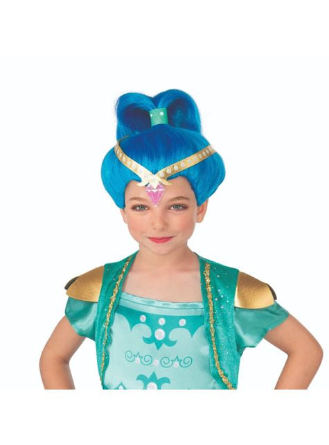 Perruque Shimer fille - Shimmer and Shine