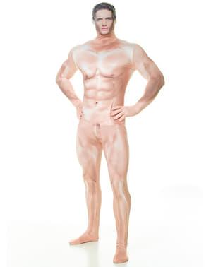 Costume uomo sexy censurato Morphsuit