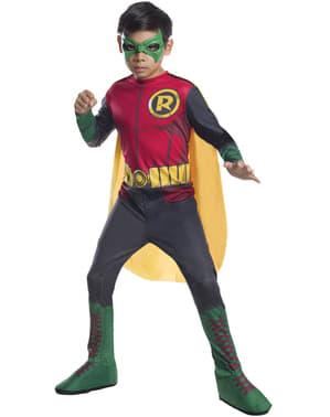 Costume Robin giustiziere Classic bambino