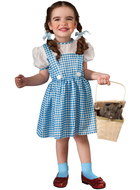 Disfraz de Dorothy para bebé