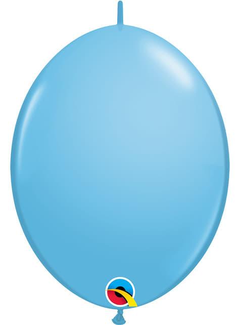 50 globos link o loon azul cielo (30,4cm) - Quick Link Solid Colour