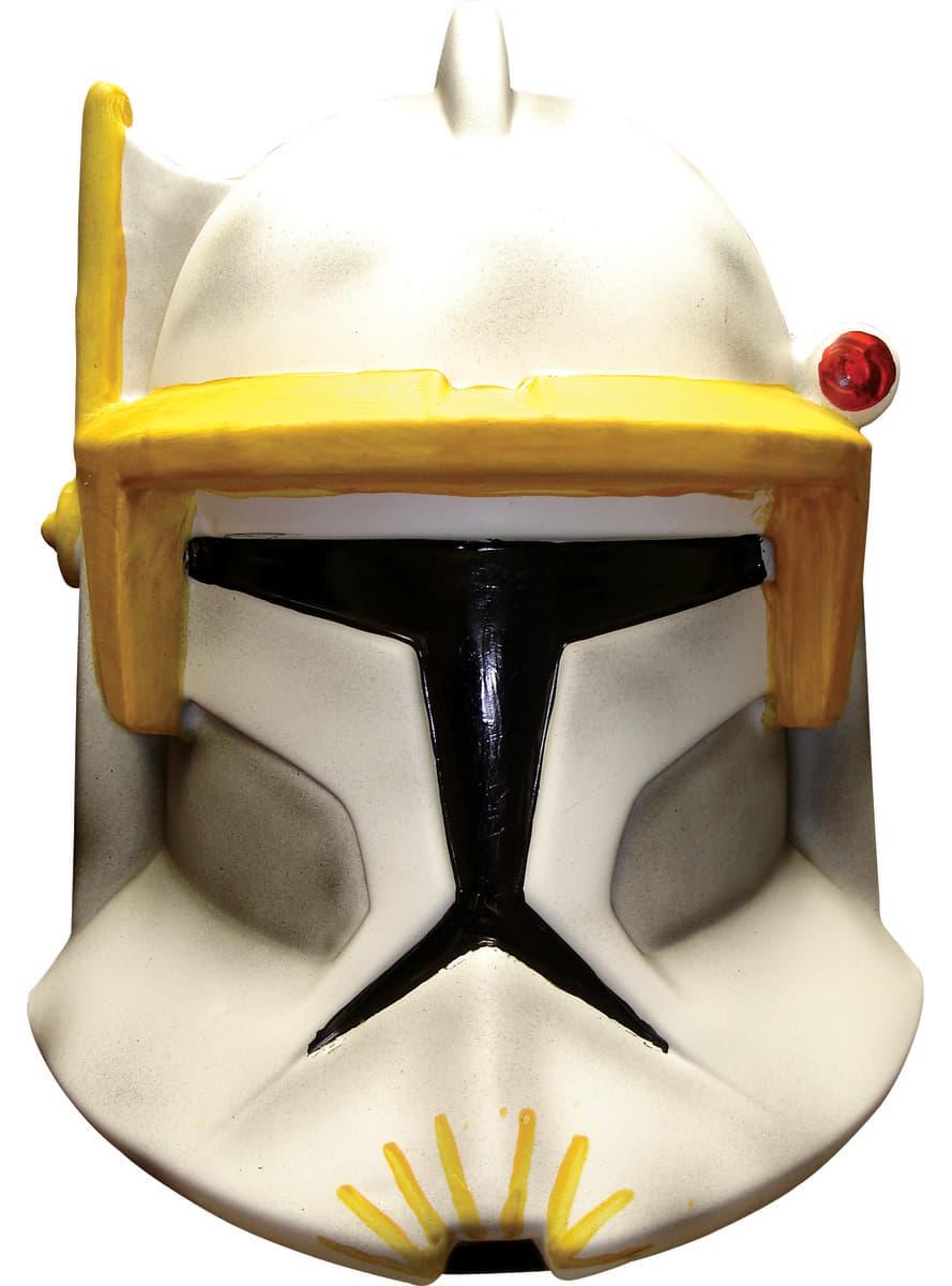commander cody maske f r herren classic star wars f r. Black Bedroom Furniture Sets. Home Design Ideas