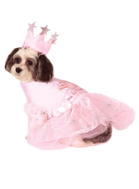 Fato de Glinda do Feiticeiro de Oz para cão