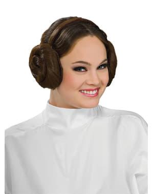 Dámská čelenka princezna Leia Hvězdné války