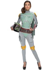 Star Wars Kostuum Dames Star Wars Kostuum Vrouw Online Funidelia