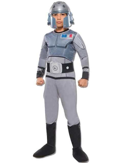 Disfraz de agente Kallus Star Wars Rebels Classic para niño