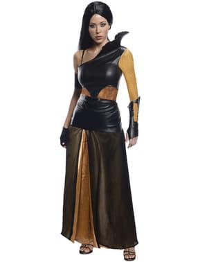 Maskeraddräkt Artemis Krigare (kvinnlig) 300 Rise of an Empire dam