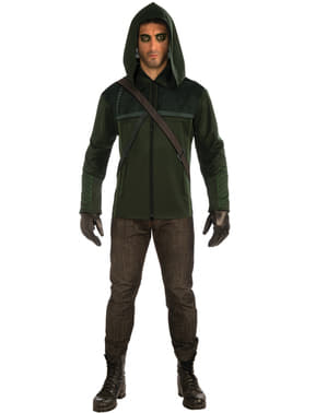 חץ אוליבר קווין תלבושות לגברים