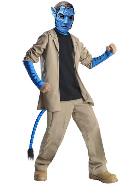 Disfraz de Jake Sully Avatar deluxe para niño
