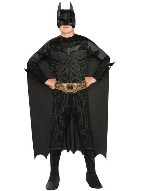 Batman TDK Rises kostuum voor tieners