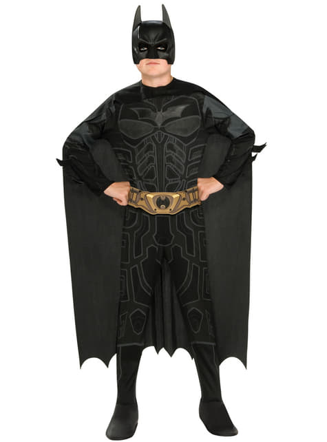 Chlapecký kostým Batman Temný rytíř povstal