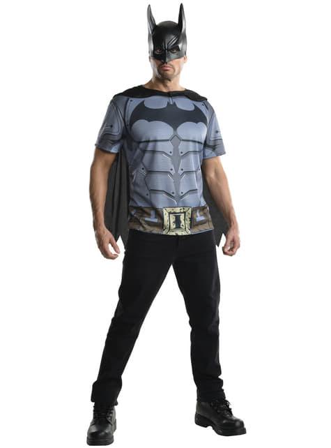 Kit disfraz de Batman Arkham Franchise para hombre