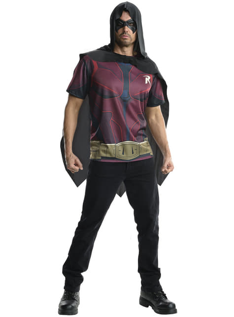 Miesten Robin Arkham franchise - asusteet