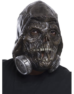 Mens Scarecrow Batman vinyl mask