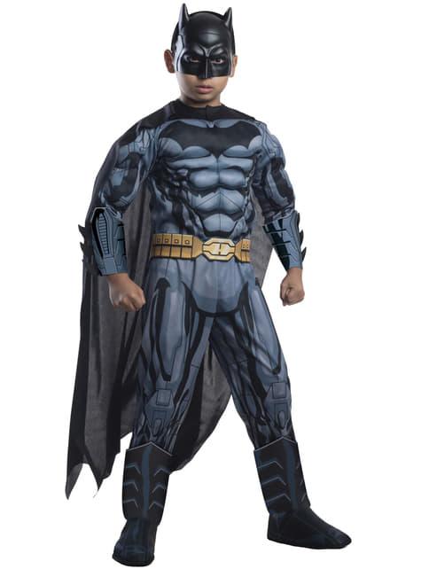 Disfraz de Batman deluxe para niño