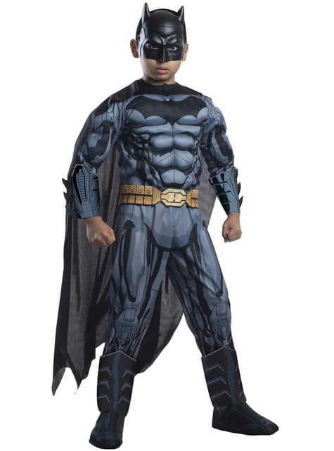 Kids Batman deluxe costume