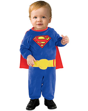 Babies Superman costume