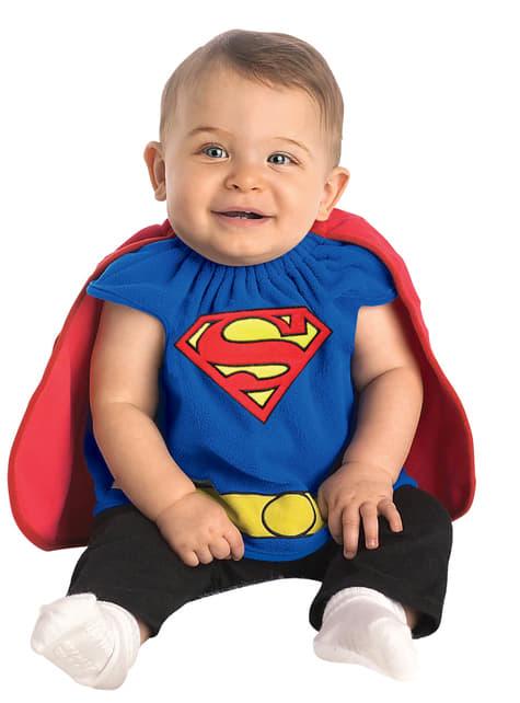 Βρεφικό μωρό κοστούμι Superman