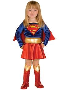 Maskeradkläder Super-girl med 24 timmars leverans  ca33b74b2c747