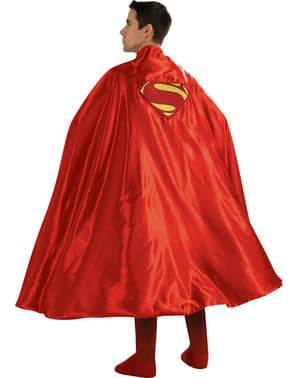 Miesten Superman deluxe viitta