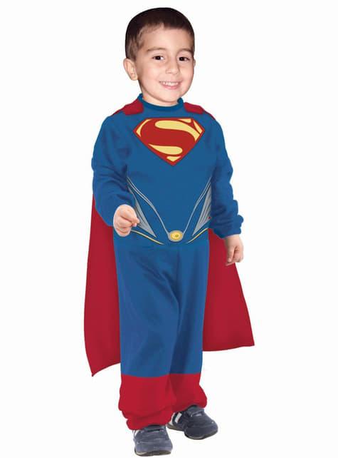 Disfraz de Superman justiciero para niño