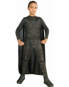 Disfraz de General Zod de Superman para niño