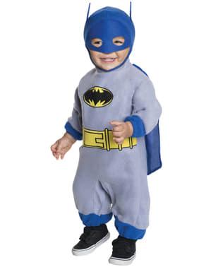 Fato de Batman da noite para menino
