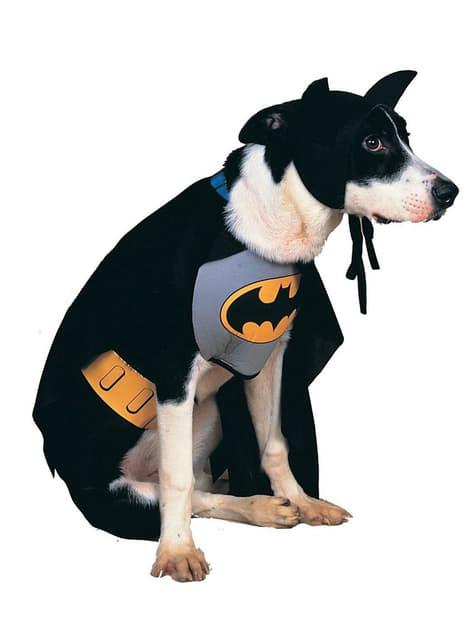 Batman Jacke für Hunde