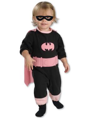 Batgirl Kostyme Baby