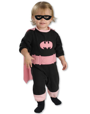 Бебета Костюмът на Batgirl