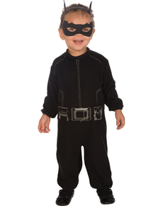 Kostuum Catwoman voor baby's