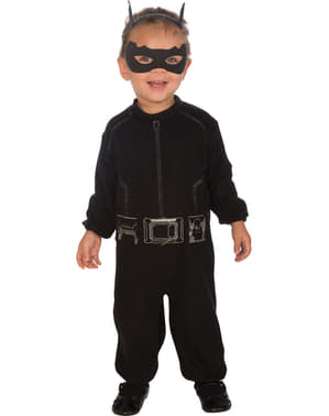 Disfraz de Catwoman para bebé
