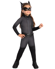 Costume Catwoman fille