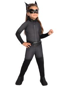 Kostium Catwoman dla dziewczynki