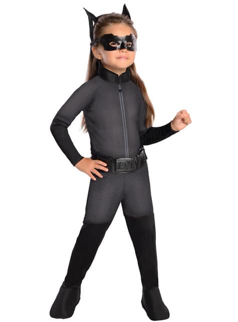 Girls Catwoman costume