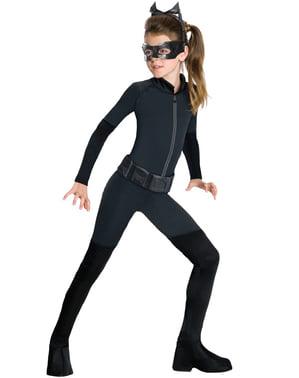 Catwoman Kostüm für Mädels Gotham