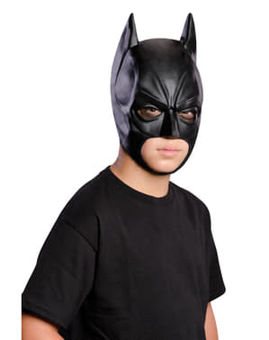 Máscara de Batman para menino