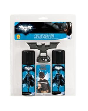 Kit stelle filanti spray Batman