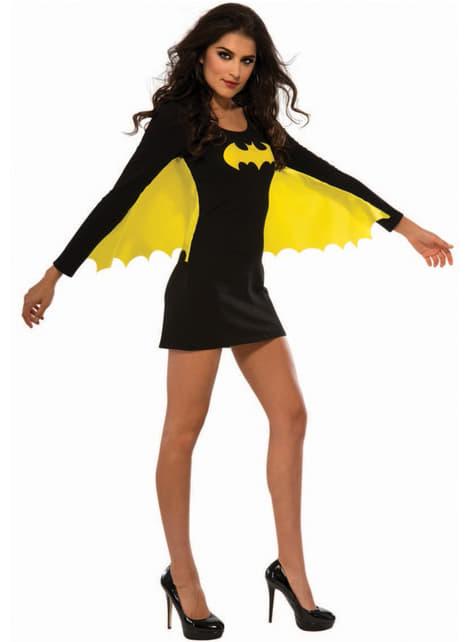 Vestido disfraz de Batgirl para mujer