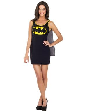Vestido fato de Batgirl DC Comics para mulher