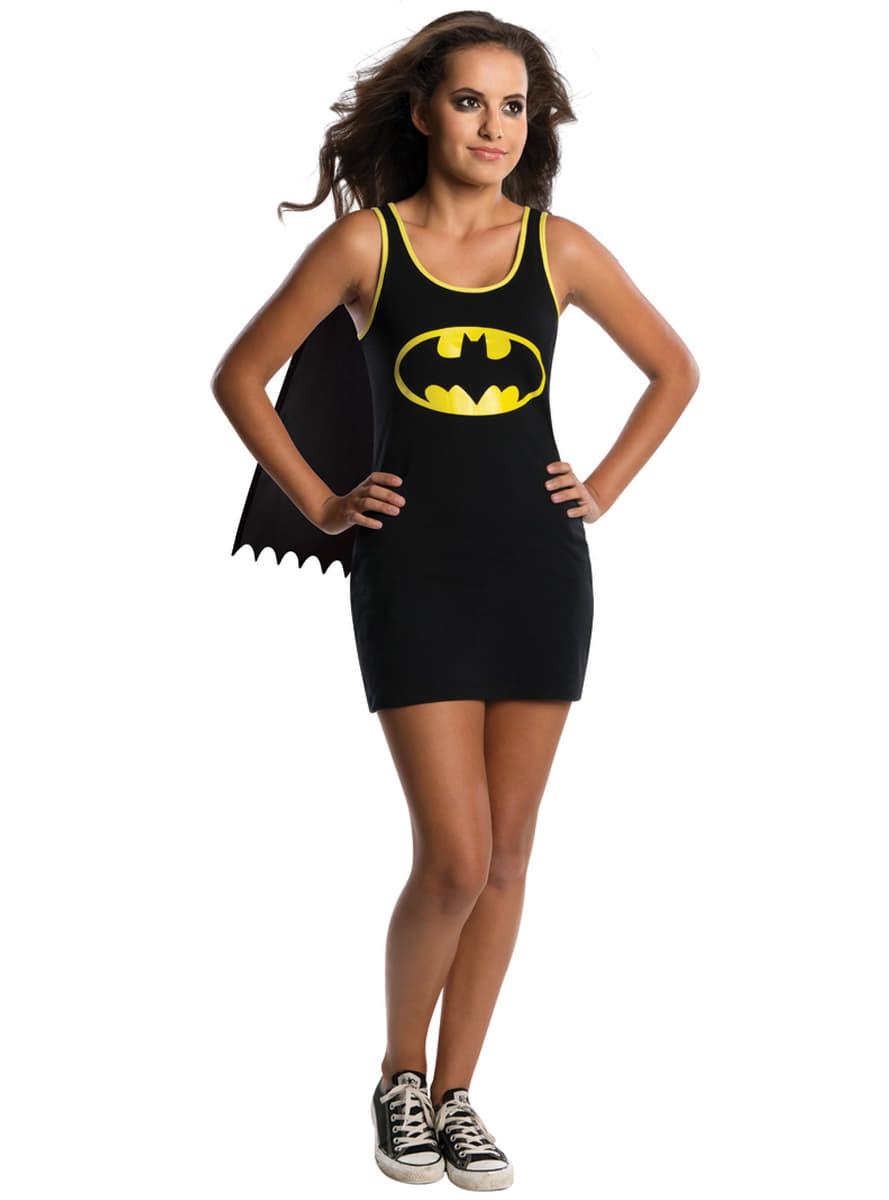 robe costume batgirls dc comics adolescente funidelia