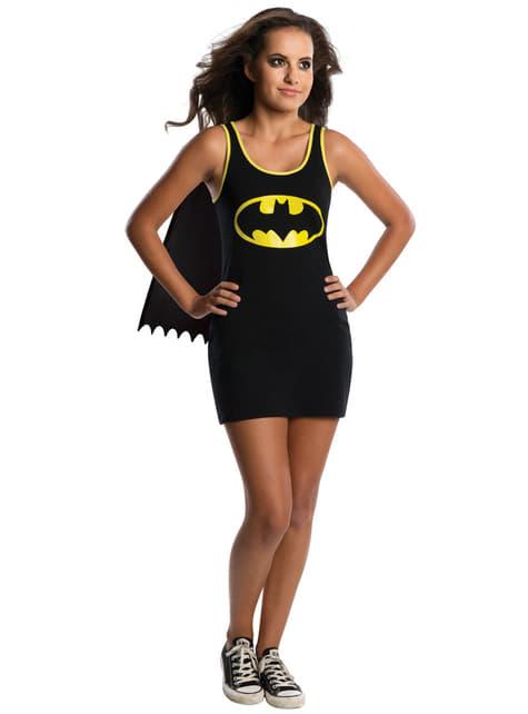 Vestido disfraz de Batgirl DC Comics para adolescente