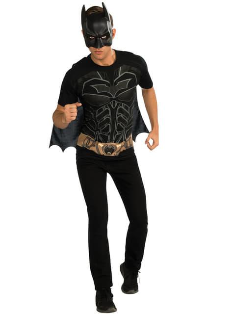 Batman The Dark Knight Kostüm Set für Herren DC Comics