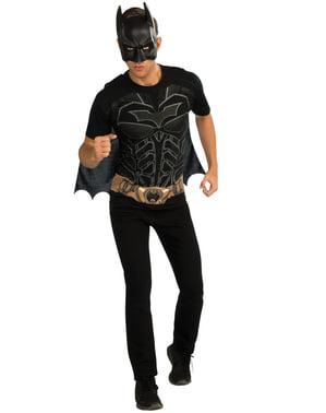Kit costum Batman cavalerul nopții DC Comics pentru bărbat