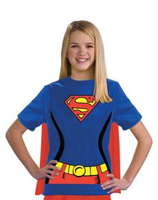 Kit disfraz de Supergirl DC Comics para niña. Producto Oficial e4113d410b3